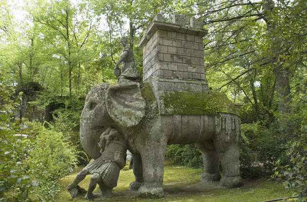Monster-forest-bomarzo