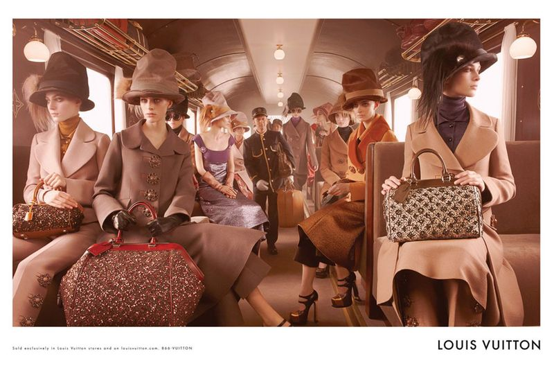 Louis-Vuitton-Fall-2012-express-train-ad-campaign